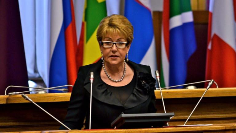 И Русия назначава жена посланик в България