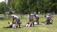 Започна третото състезание Commando Challenge в памет на загиналите наши бойци