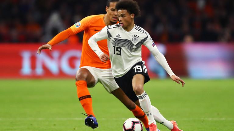 Капитанът на холандския национален отбор - Върджил ван Дайк, коментира