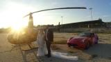 Мафиотска сватба затвори цял град (ВИДЕО)