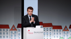 Първи президентски дебат във Франция
