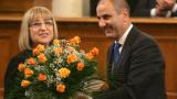 Цецка Цачева отново председател на парламента