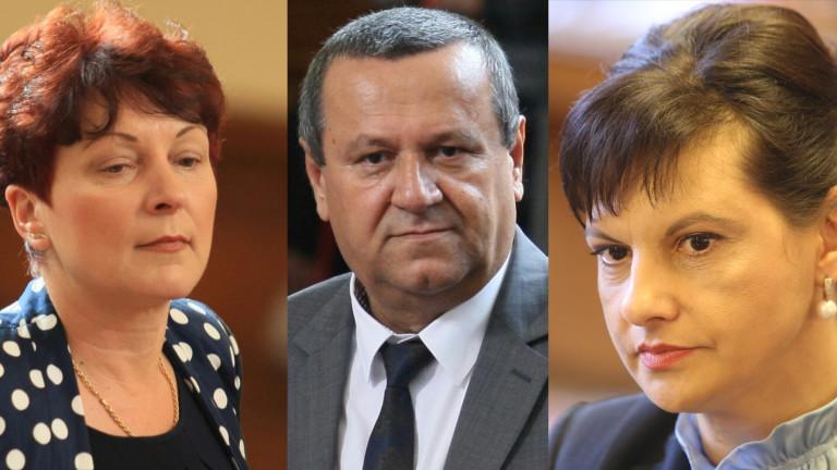 Контактните лица на депутата Малешкова с отрицателни проби за коронавирус