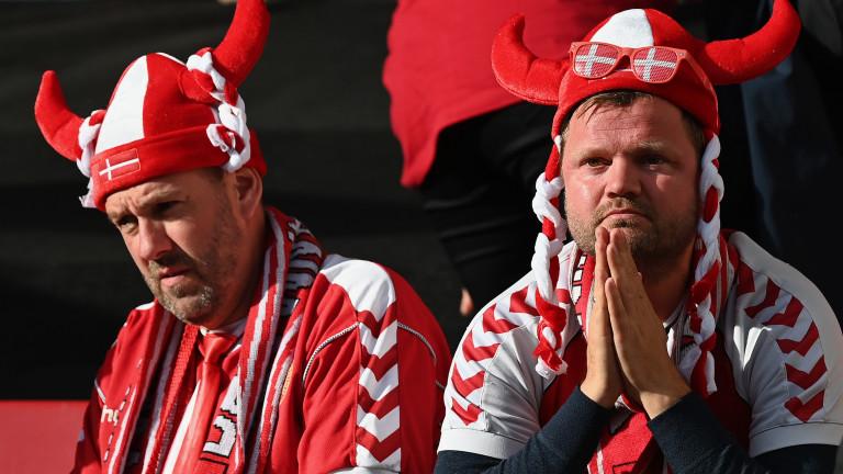 Спортният свят окуражи Ериксен