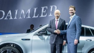 Daimler ревизира прогнозата на приходите си до края на годината нагоре