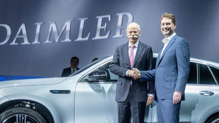 Стратегия за спасяване от кризата: Daimler се насочва към електромобили и автономни коли