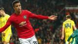 Манчестър Юнайтед победи Рочдейл след изпълнения на дузпи
