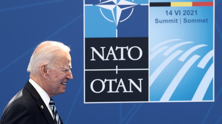 Байдън настоя пред НАТО: Отбраната на Европа, Турция и Канада е свещен дълг