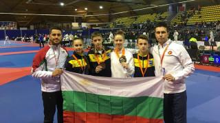 Нови златни медали за българските таекуондисти