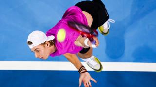 №1 на Sofia Open отпадна във втория кръг
