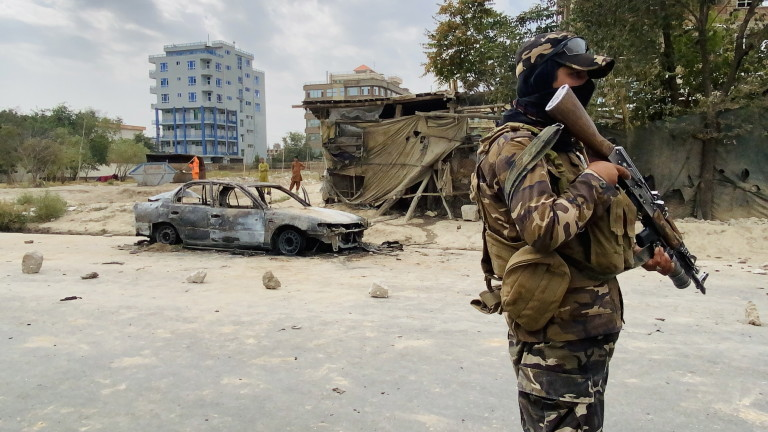 Пет ракети изстреляни по летището в Кабул