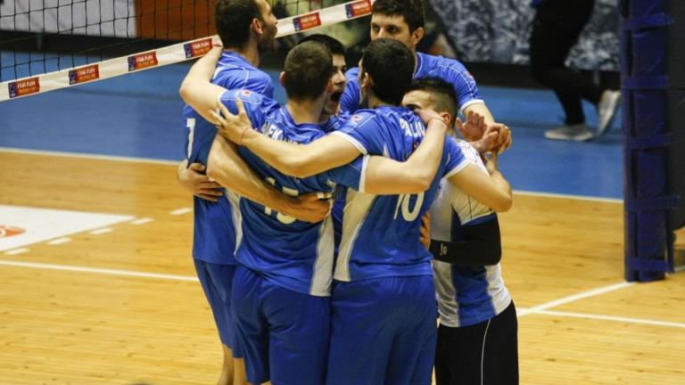 Левски стартира с много ценна победа участието си в третия