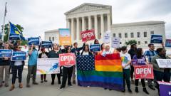 """Тръмп планира определения за """"пол"""" на база първични полови белези"""