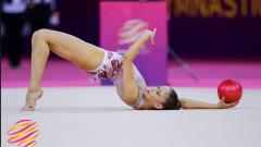 Стартира Световното първенство по художествена гимнастика!