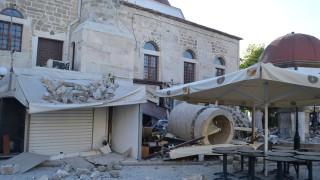 Два силни вторични труса до гръцкия остров Кос