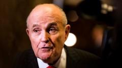 Джулиани няма да изпълни призовка при разследване на импийчмънт