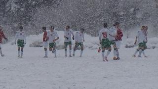 Националите на турнир с Азербайджан, Словения и Латвия