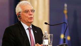 ЕС не е съгласен със САЩ да признае окупираните от Израел палестински територии