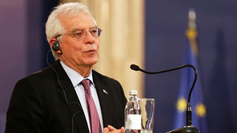 ЕС подкрепи Израел срещу заплахите на Иран