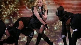Мадона припаднала на концерта у нас? (видео)