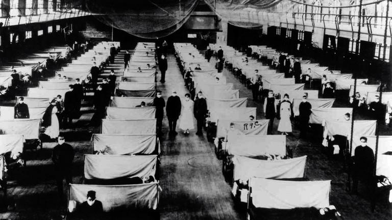 Как се отрази на икономиката на България кризата с испанския грип преди век?