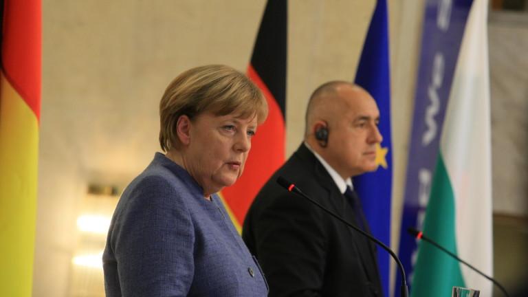 В тежък и напрегнат телефонен разговор канцлерът на Германия Ангела