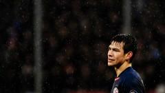 Футболен бос разкри: Лозано мечтае за Манчестър Юнайтед