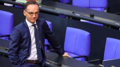 Маас: ЕС обмисля санкции за Турция и защита на европейската сигурност