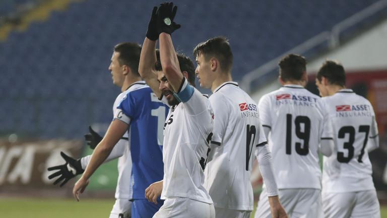 Отборът на Славия записа много лесна и разгромна победа над
