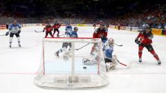 Швеция ще остане без шампион по хокей на лед