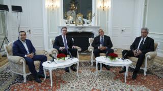 Балканите да бъдат пример за мир, стабилност и просперитет, поиска Борисов
