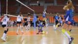 Волейболистките на Марица спечелиха контрола срещу Левски