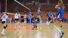 Втора чиста победа за Марица във финалния плейоф срещу Левски