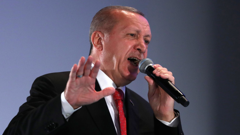 Ердоган предупреди САЩ, че ако не получи F-35, ще вземе изтребители от друг