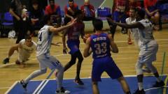 Академик (Пловдив) нямаше проблеми срещу Влазня за четвъртата си победа в Балканската лига