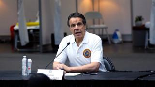 Обвинение за секс тормоз срещу губернатора на Ню Йорк
