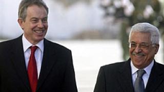 Блеър призова за подкрепа за умерените сили в Палестина