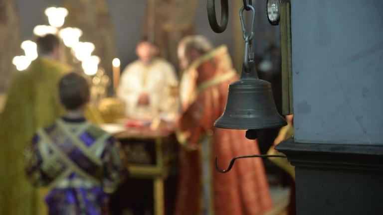 В Синьо Бърдо си искат църквата