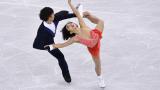 Китайци спечелиха залтото в спортните двойки