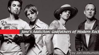 Jane's Addiction се събраха за пръв път от 17 години