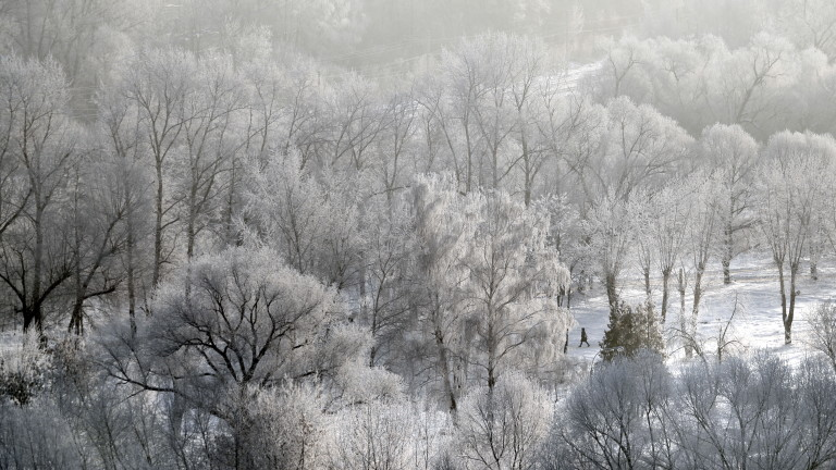 Жълт код за студ в 11 области