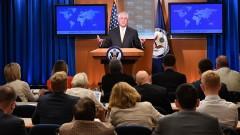 С Тръмп не сме много щастливи от новите санкции срещу Русия, обяви Тилърсън
