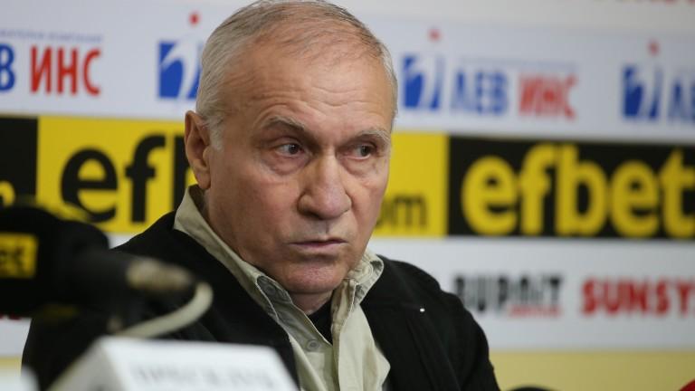 Стефан Аладжов: На Иванов му е рано за чужбина, Цоневи внесоха хъс и енергия в Левски