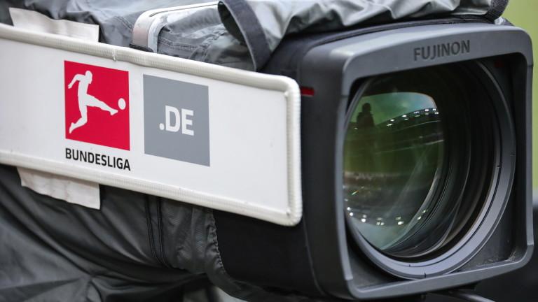 Бундеслигата се подновява още през следващата седмица!
