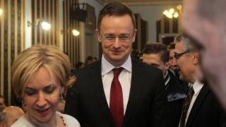 Унгария спира да подкрепя международните инициативи на Украйна