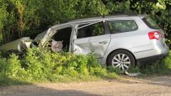Жена и дете загинаха при катастрофа във Врачанско