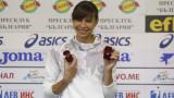 Мирела Демирева: Важно е да започна сезона здрава заради Световното първенство