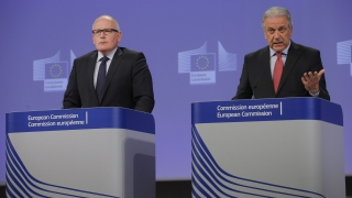 Брюксел с нови мерки за контрол на външните граници на ЕС