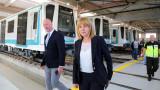 Първият готов участък от третата линия на метрото се очаква догодина