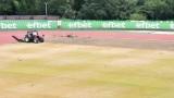 Берое подменя тревната настилка на стадиона в Стара Загора